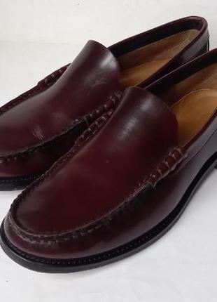 Мужские туфли лоферы paul smith