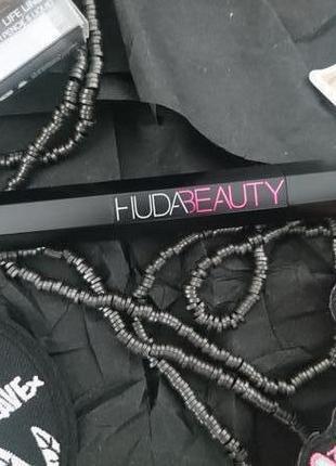 Карандаш + подводка huda beauty life liner duo liquid eyeliner + pencil5 фото