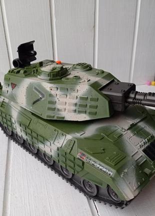 Танк lanard. озвучений танк ланард
