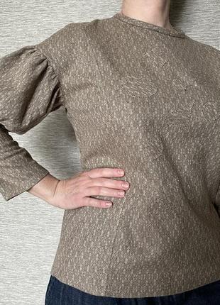 @don.bacon блуза блузка кофта коричневая