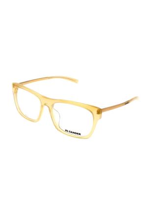 Новая титановая оправа jil sander оригинал очки премиум унисекс
