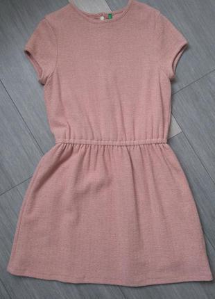 Шикарное платье benetton 146/152
