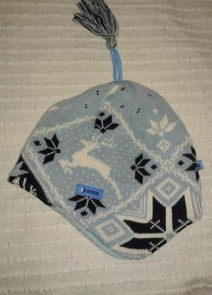 Отличная зимняя шапка от kama