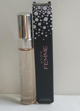 Avon femme 10 ml женская парфюмерная вода (эйвон фем) раритет