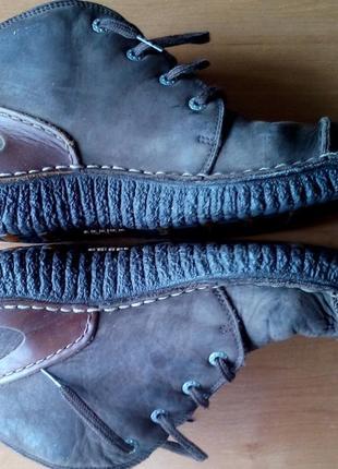 Кроссовки adidas нубук кожа подошва каучук длина стельки 255мм 7 1/2 us