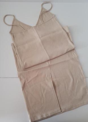Платье из хлопка forever 21 (сша)7 фото