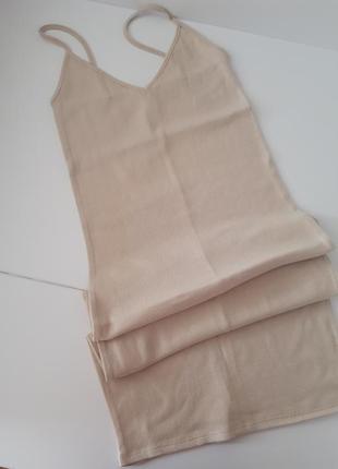 Платье из хлопка forever 21 (сша)6 фото