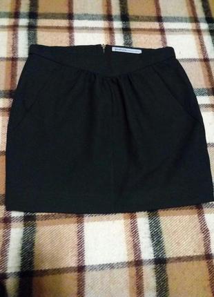 Новая юбка stradivarius