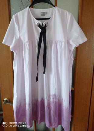 Платье хлопок/asos