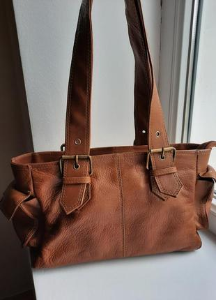 Joshua taylor кожаная сумка3 фото