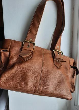 Joshua taylor кожаная сумка4 фото