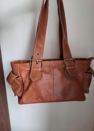 Joshua taylor кожаная сумка