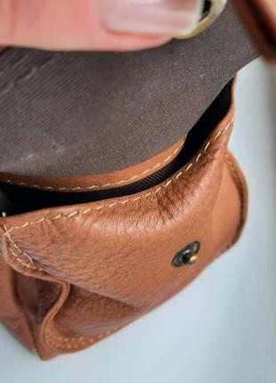 Joshua taylor кожаная сумка5 фото