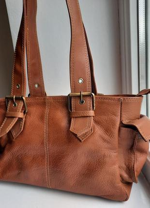 Joshua taylor кожаная сумка2 фото