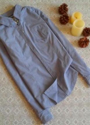 Классика, рубашка (имитация джинса)esprit