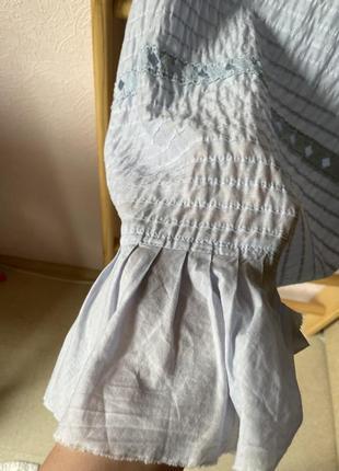 Блузка майка next большого размера