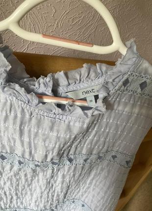 Блузка майка next большого размера5 фото