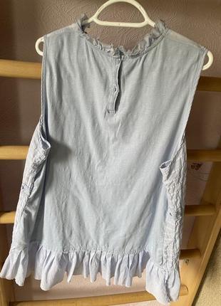 Блузка майка next большого размера6 фото
