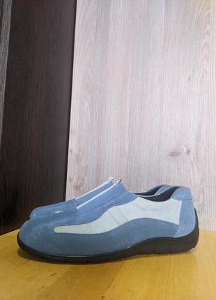 Кроссовки туфли кожаные ara