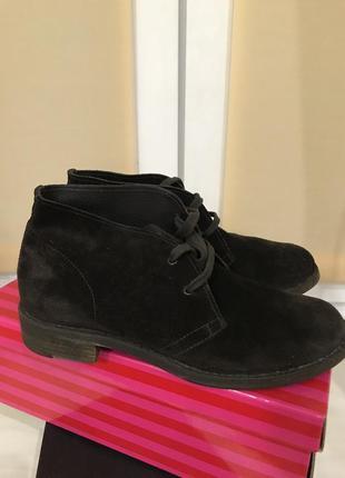 Продам ботиночки bottega veneta, (италия) 37 размер, замш, в идеале