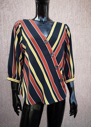 Блузка блуза в полоску f&f