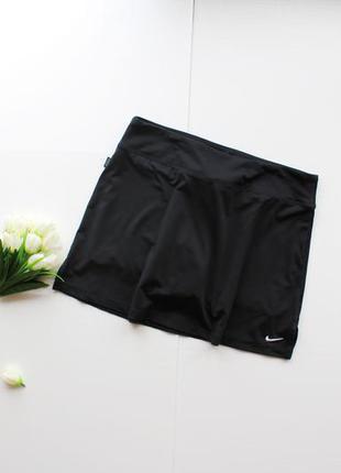 Стильная юбка шорты для спорта/ спорт зала