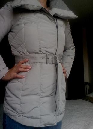 Пуховик куртка на пуху promod