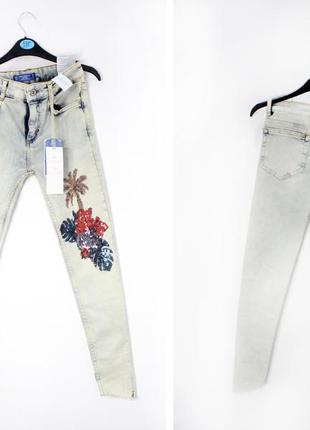 .new  pull&bear джинсики