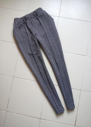 Фактурные брюки