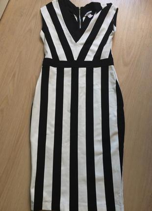 Очень красивое и стильное платье р.м