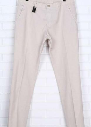 Брюки штаны джинсы весенние светлые брендовые бренд massimo dutti italy италия оригинал