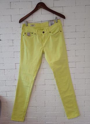 Pepe jeans джинсы женские