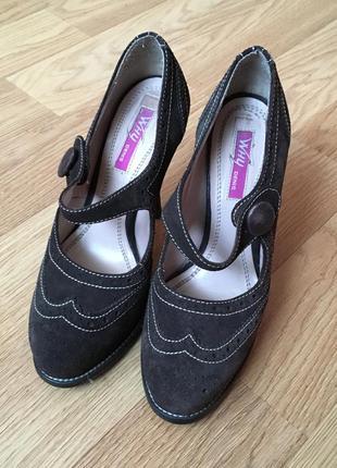 Женские туфли why denis