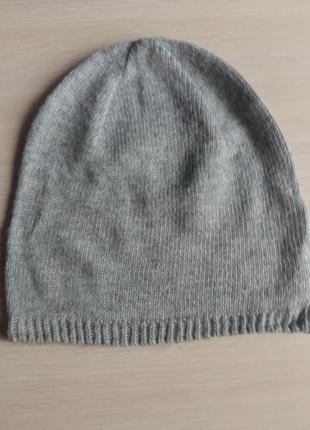 Тепленька шапка h&m