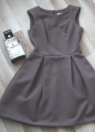 Байковое,стоячие платье колокольчиком,весна-осень-зима,s-m
