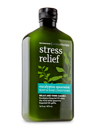 Кондиционер для волос bath and body works aromatherapy stress relief 473 мл