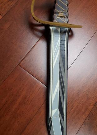 Детский игровой мягкий мечь