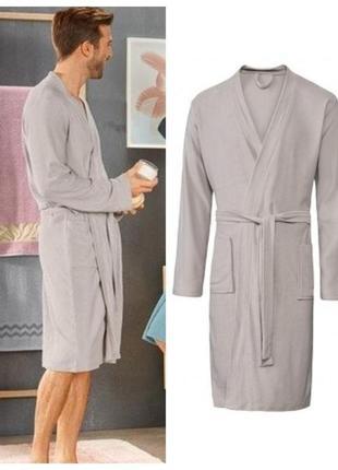 Мужской халат miomare кимоно хлопок,m 48-50 ,l 52-54