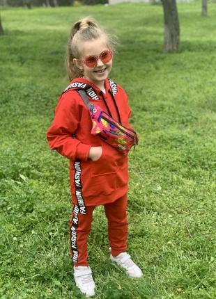 Костюм трикотажный детский2 фото