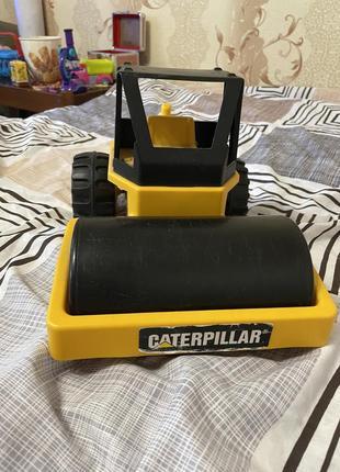 Детская игрушка для мальчиков бетоноукладчик cat