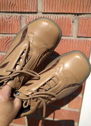 Мужские туфли в спортивном стиле speedо