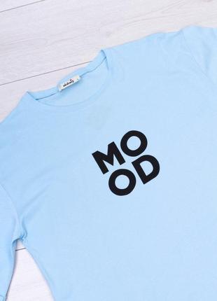 Трендовая удлинённая футболка2 фото