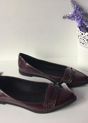 Жіночі туфлі, лофери benetton