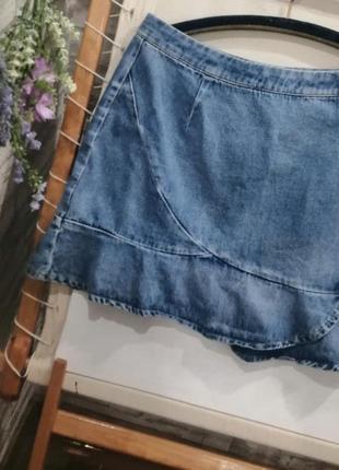 Джинсовая юбка denim co2 фото