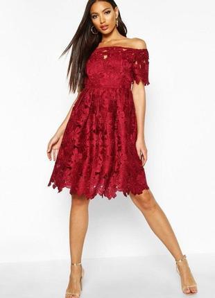 Нарядное платье с пышной юбкой ❤️