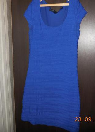 Утягивающее платье-миди