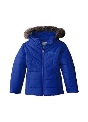 Новая зимняя курточка columbia для девочки размер xxs