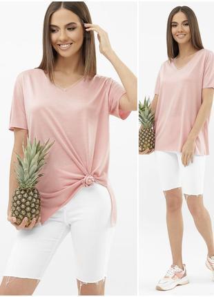 Легкая, удобная футболка, 3 расцветки.
