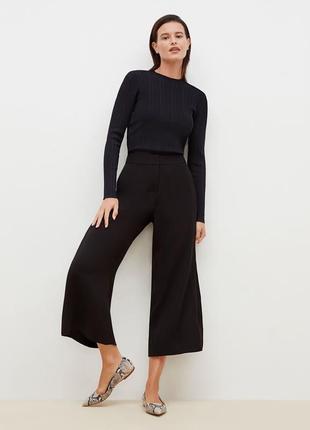 Новые стильные штаны кюлоты only