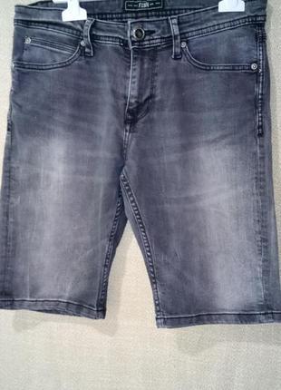 Мужские джинсовые шорты р. xs